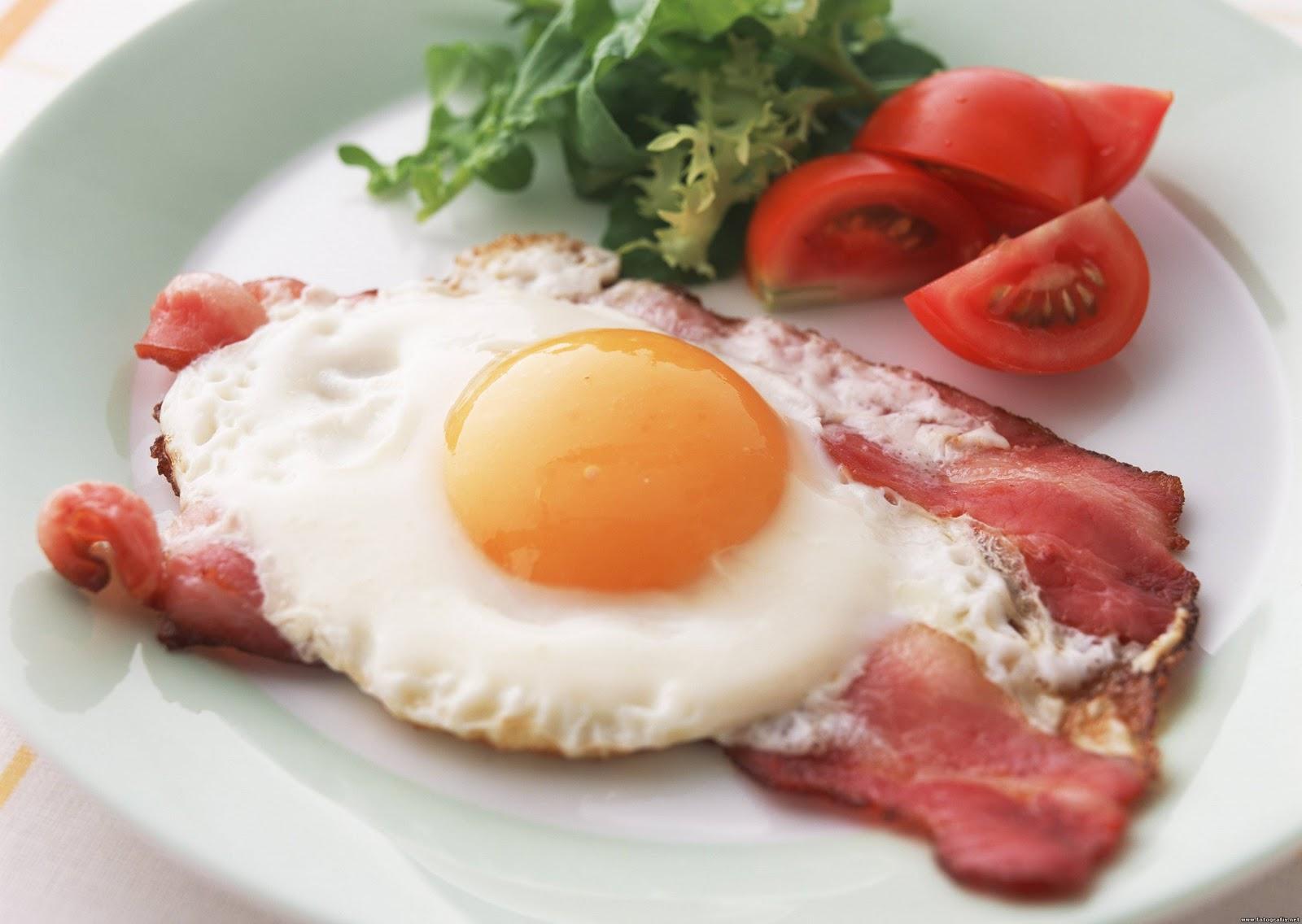 The яичницы завтрак Рецепт на you, BraidedZero