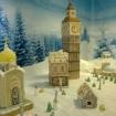 Эйфелева башня из шоколада и Биг Бен из печенья