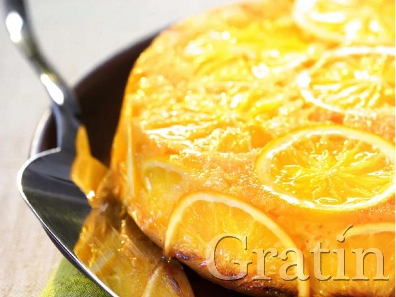 Пирог с апельсинами простой рецепт