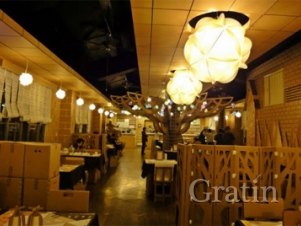 Тайвань презентует картонный ресторан