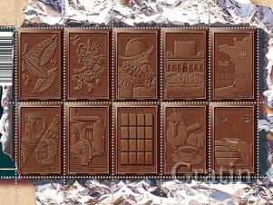 Шоколадные марки – соберём коллекцию?