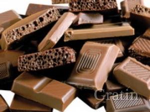 Калорийность шоколада снижена в два раза!