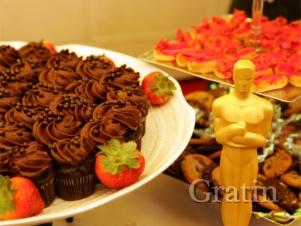 Блюда для лауреатов и номинантов на «Оскар»
