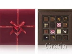 Элегантный шоколад от Армани к празднику