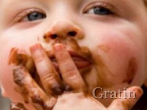 Нетающий шоколад