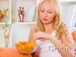 Макароны, чипсы и депрессия