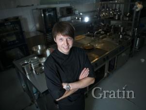 На Гратине – рецепты шеф-повара Никиты Лазутина!