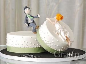 Развод и похудение