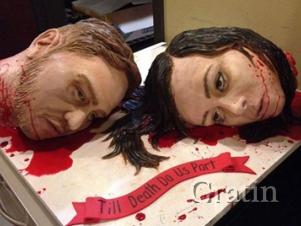 Самый кошмарный свадебный торт