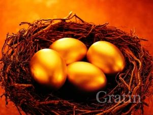 Яйца в России стали золотыми