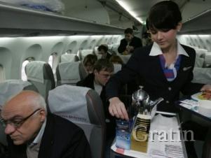 Еда в самолётах станет вкуснее