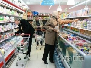 Продукты в России дорожают с невероятной скоростью