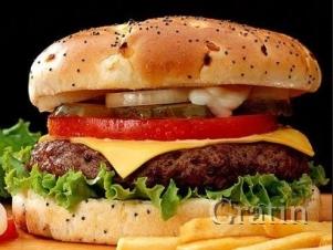 Хотите попробовать гамбургер за 200$?