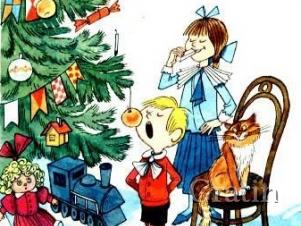 Яблоко – полезное рождественское лакомство