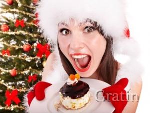 Как без диет похудеть после новогодних праздников?