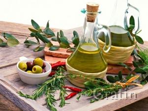 Оливковое масло укрепляет кости