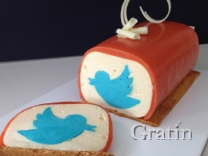 Twitter-торт