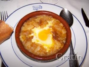 Чесночный суп по-кастельянски