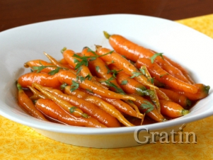 Рождественская морковь
