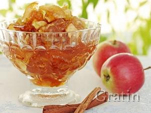 Смоквы (сухое варенье из яблок)