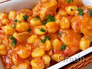 Чечевица в томатном соусе по-бразильски