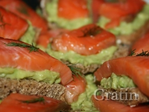Бутерброды «Рио-Гранде»