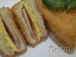 Сэндвичи в панировке