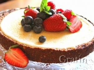 Простой пирог со сгущёнкой