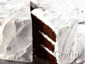 Торт «Пища дьявола»
