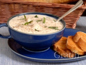 Суп-пюре велюте