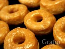 Медовые пончики йо-йо