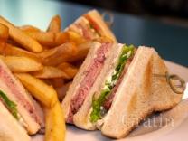 Клубный сэндвич (Сэндвич-клаб)