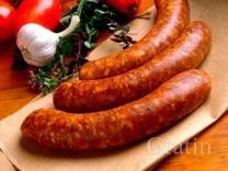 Столовая говяжья колбаса