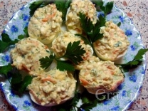 Яйца по-абхазски