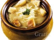 Варшавский пивной суп