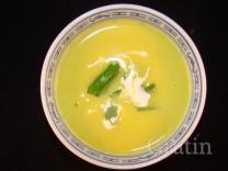 Суп из сельдерея по-бельгийски