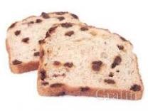 Хлебцы с изюмом
