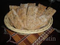 Хрустящие ржаные хлебцы