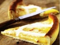 Фламиш с сыром «Марой»