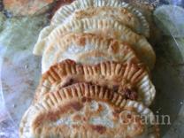 Чебуреки хрустящие (на «водочном» тесте)