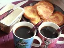 Легкий завтрак по-французски
